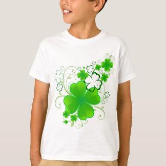 Clovers and Swirls T-Shirt