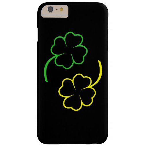 Clovers Barely There iPhone 6 Plus Case