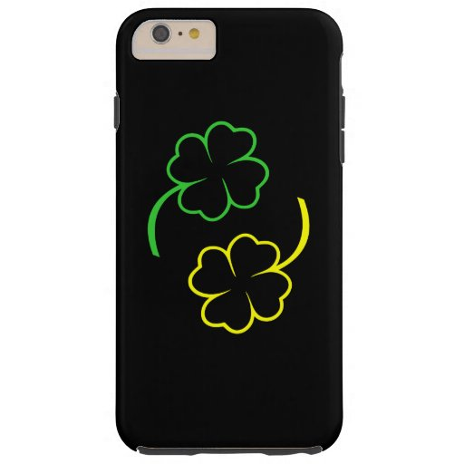 Clovers Tough iPhone 6 Plus Case