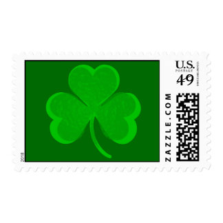 Clovers Stamp