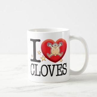 Cloves Love Man Coffee Mug