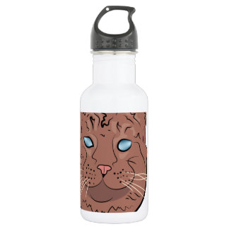 Clovis Believe With Tag Stainless Steel Water Bottle