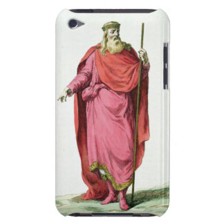 Clovis I (481-511) King of the Salian Franks from Barely There iPod Covers