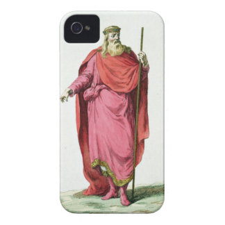 Clovis I (481-511) King of the Salian Franks from Case-Mate iPhone 4 Case
