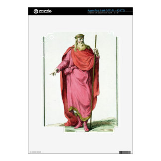Clovis I (481-511) King of the Salian Franks from Decal For iPad 3