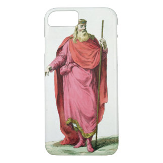 Clovis I (481-511) King of the Salian Franks from iPhone 8/7 Case