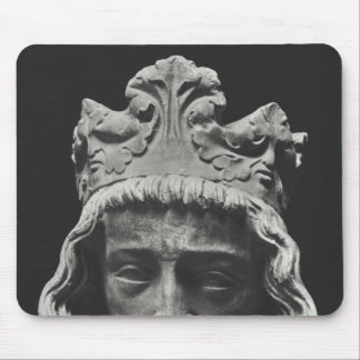 Clovis II , Merovingian Frankish Mouse Pad