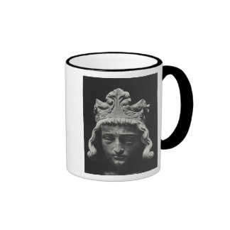 Clovis II , Merovingian Frankish Ringer Mug