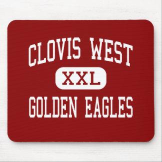 Clovis West - Golden Eagles - High - Fresno Mouse Mat
