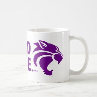 "Clovis Wildcats ""I Bleed Purple"" Mug"