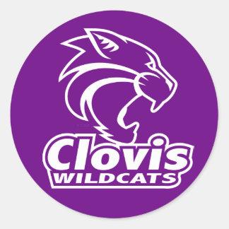 Clovis Wildcats Sticker