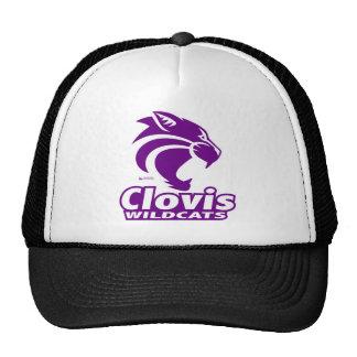 Clovis Wildcats Trucker Hat