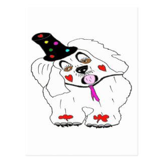 CLOWN1.png DOG Postcard