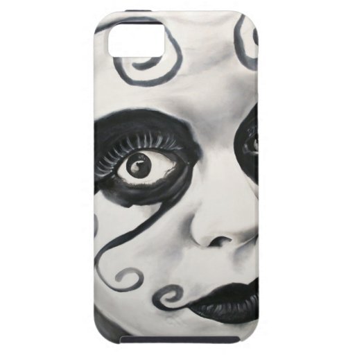 Clown #4 iPhone 5 cover