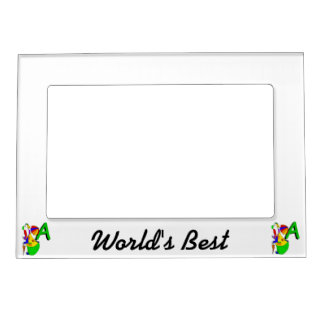 Clown A.png Magnetic Photo Frames