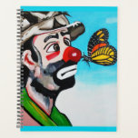 "CLOWN AND BUTTERFLY KISS PLANNER<br><div class=""desc"">CLOWN AND THE BUTTERFLY KISS