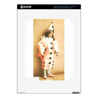 Clown Around iPad 3 Skin