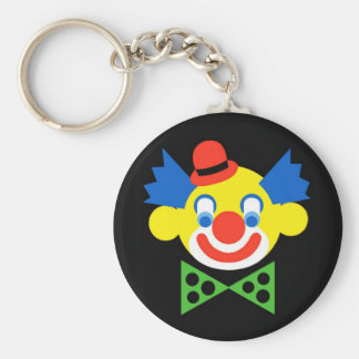 Clown - Art Gallery Selection Keychain