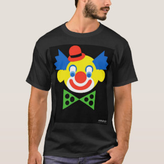 Clown - Art Gallery Selection T-Shirt