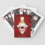 Clown! Bicycle Playing Cards