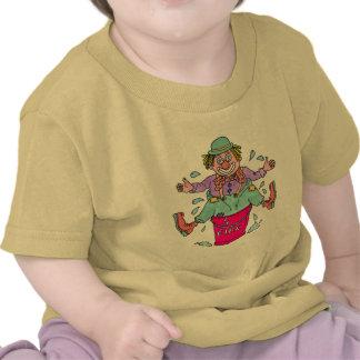 Clown Capers Infants Tee Shirt