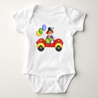 Clown Car Infants Baby Bodysuit