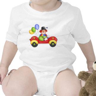 Clown Car Infants Baby Creeper