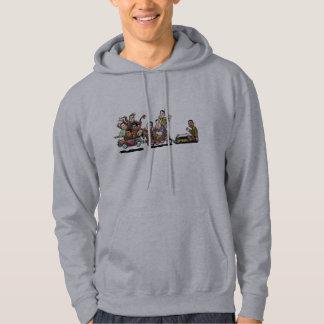 Clown Car May'15 II Sweatshirt