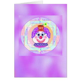 Clown Cards