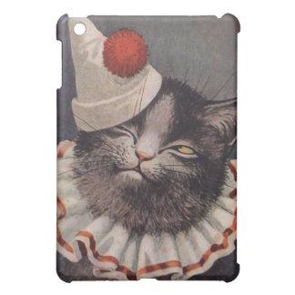 Clown Cat iPad Mini Case