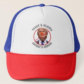 Clown & Circus Anti Donald Trump Baseball Cap