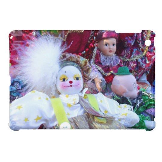 Clown Dolls ipad Mini Case