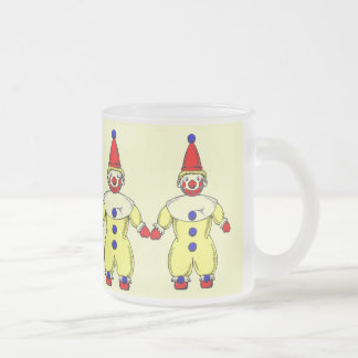 CLOWN DRINKING CUPS - KIDS PLACE - CHILDREN'S GIFT