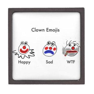 Clown Emojis Gift Box