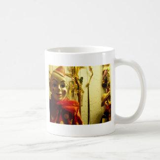 Clown Face Coffee Mug