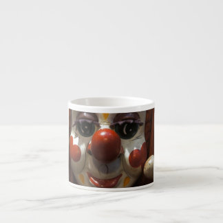 Clown Face Espresso Cup