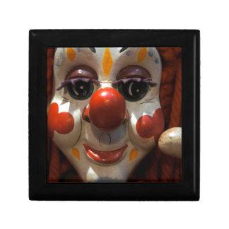 Clown Face Gift Box