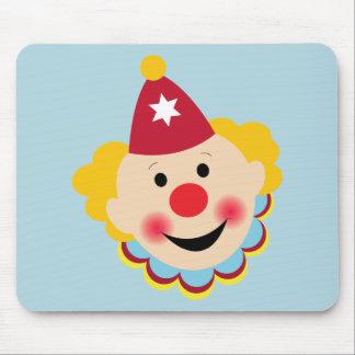 Clown Face Mousepad