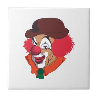 Clown Face Tile