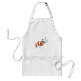 Clown Fish Adult Apron