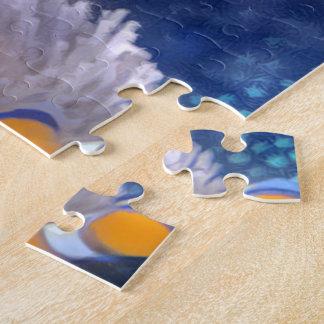 Clown Fish Aquarium Jigsaw Puzzles