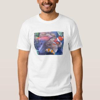 Clown Fish Aquarium Shirt