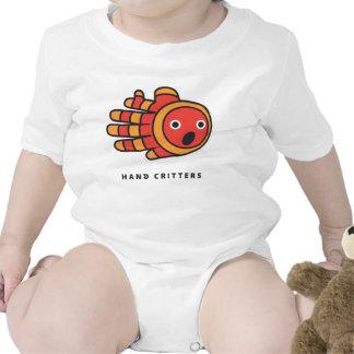 Clown Fish baby t-shirt bodysuit