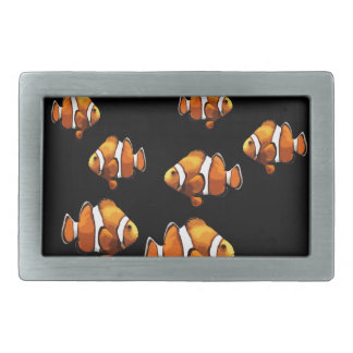 Clown fish belt buckle