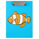 Clown Fish Clipboards