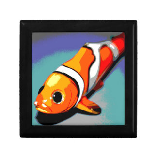 Clown Fish Design Gift Box