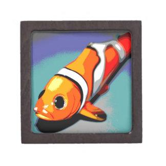 Clown Fish Design Jewelry Box