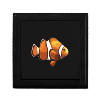 Clown fish gift box
