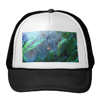 Clown Fish Trucker Hat