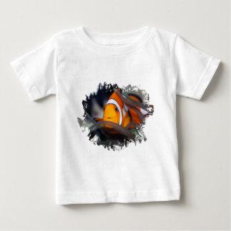 Clown-fish in anemone baby T-Shirt